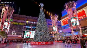 Los Angeles Christmas Decorations The Best Holiday Events And Activities In Los Angeles Discover