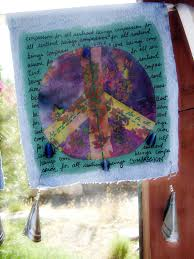 Small Prayer Flags Mouse House Art Creative Intentions Making Prayer Flags In The