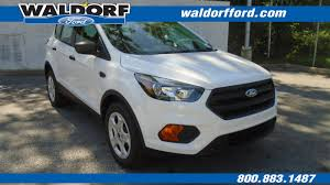 new 2018 ford escape for sale waldorf md