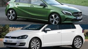 mercedes volkswagen mercedes to pass volkswagen as s no 1 import carmaker