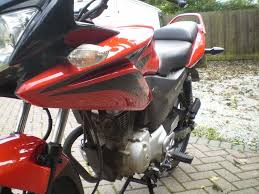 honda cbf 125 2012 one owner 12 months mot p x possible in st