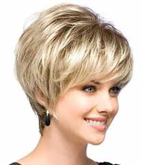 short hairstyles for thick hair over 50 stunning look with short haircuts yasminfashions