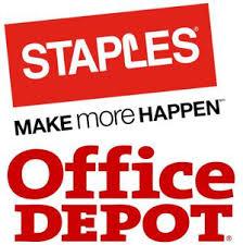 Office Depot Staples And Office Depot Isn U0027t Happening Staples Inc Nasdaq
