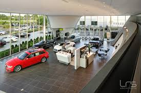 audi showroom lrs architects audi of wilsonville