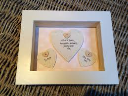 wedding gift ideas uk personalised chic of the groom wedding gift box frame