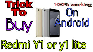buy on amazon trick to buy redmi y1 flash sale script auto buy on amazon a1tricks