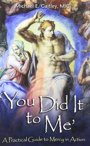 you did it to me a practical guide to mercy in action fr michael