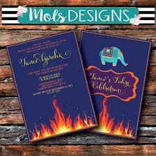 lohri invitation cards lohri bonfire indian punjabi baby celebration festival