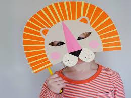 masks for kids 9 diy masks to make with your kids inhabitots