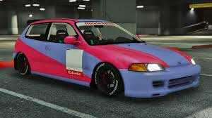 tuner honda civic honda civic eg6 kanjo edition tuning template gta5 mods com