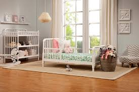 Toddler Bed White Jenny Lind Toddler Bed Davinci Baby
