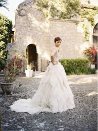 whimsical tulle skirt wedding dress ideas once wed