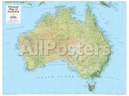 atlas map of australia 2014 australia physical national geographic atlas of the world