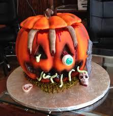 halloween cake tricks and treats u2022 palermo u0027s custom cakes u0026 bakery