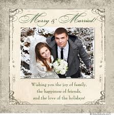 just married cards ivory wedding folded thank you card just married