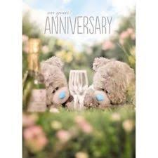 Anniversary Cards And Stationery Ebay Me To You Anniversary Cards And Stationery Ebay