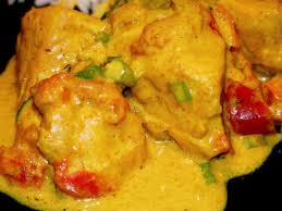 cuisiner le curcuma poulet au lait de coco et curcuma les recettes de virginie