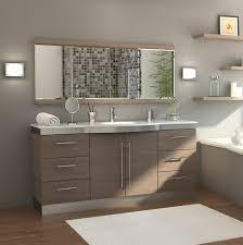 bathroom furniture bathroom vanity glass vessels