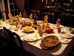 beautiful table with thanksgiving food a feast for the eye flickr
