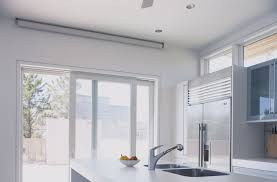 white gloss glass kitchen cabinets the best paint sheen for your kitchen