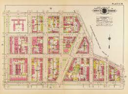 Maps Of Washington Dc by Map Of U St And Shaw Circa 1903 And 1921 Ghosts Of Dc