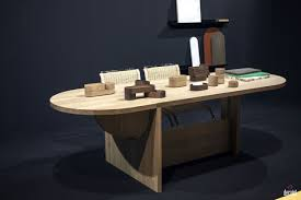 Work Table Desk Fabulous Finds 15 Work Desks For A Trendy Home Office