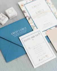 unique wedding invites 29 ideas for unique wedding invitations martha stewart weddings