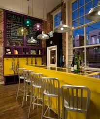 taking inspiration from restaurant designs for your home