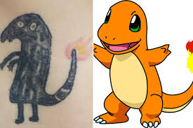 the world u0027s worst pokémon tattoo is so right now for the win