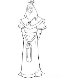 28 avatar coloring pages images