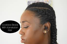 how many packs of hair do you need for crochet braids goddess braids with kanekalon hair youtube