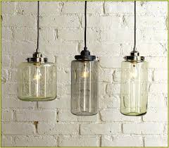 Jar Pendant Light Glass Jar Pendant Lighting Ignatieff Me