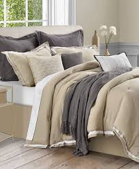 natural linen comforter closeout stafford 10 pc comforter set cotton linen bed in a