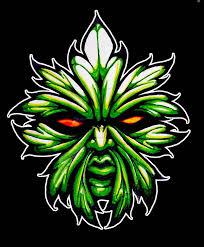 tattoo design greenman tattoo