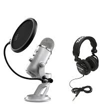 black friday blue yeti blue microphones yeti usb microphone walmart com