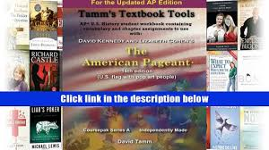 read online the american pageant 16th edition ap u s history