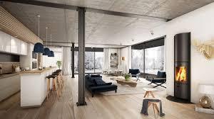living room scandinavian open plan living room ideas chaise lounge