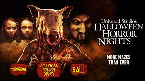 vip halloween horror nights win tickets to universal studios hollywood halloween horror