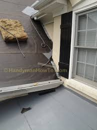 Flashing Patio Door by Hail Damaged Roof Replacement Part 8 U2013 Dead Valley And Stucco