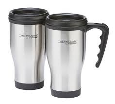 buy thermos pair of travel mugs at argos co uk your shop