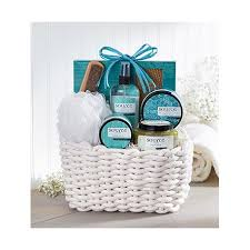 spa gift basket source vérité spa gift basket st pete florist