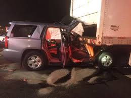 icymi man seriously injured in crash with tractor trailer