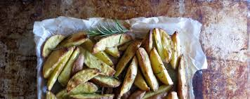 How To Cook A Potato In A Toaster Oven No Pressure Toaster Oven Rosemary Fries Hip Pressure Cooking
