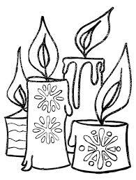 dibujos navideñas para colorear imágenes navideñas árboles de navidad pesebres velas adornos y
