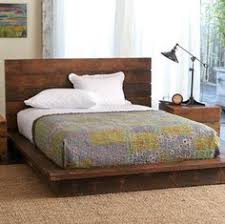 Making A Wood Platform Bed by Sale 20 Off Floating Wood Platform Bed Frame With Lighted