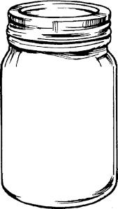 mason jars free desktop wallpaper clipart best clipart best
