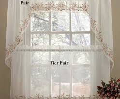 Lace Cafe Curtains Decoration Swag Country Curtains Cheap Valances 10 Lace
