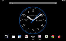 modern clock for android 7 android apps on google play