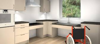 Dm Design Kitchens Disability Kitchens Dm Design