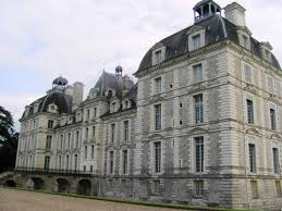 chateau design fit for royalty château cheverny in the loire valley of